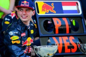 Verstappen and Red Bull