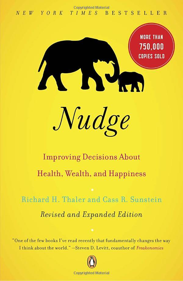 Nudge by Thaler and Sunstein