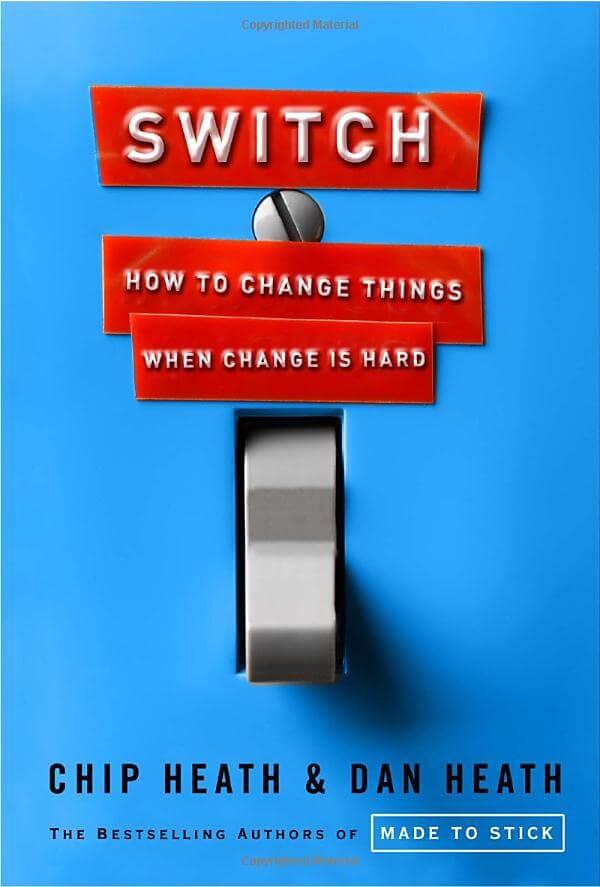 Switch by Heath and Heath