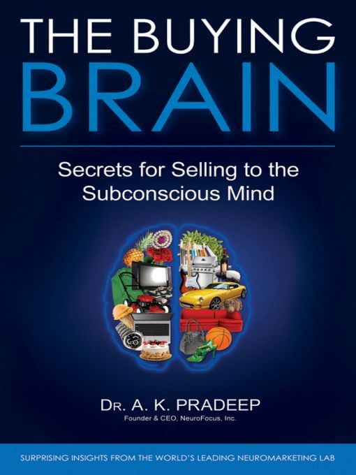 The Buying Brain by Pradeep