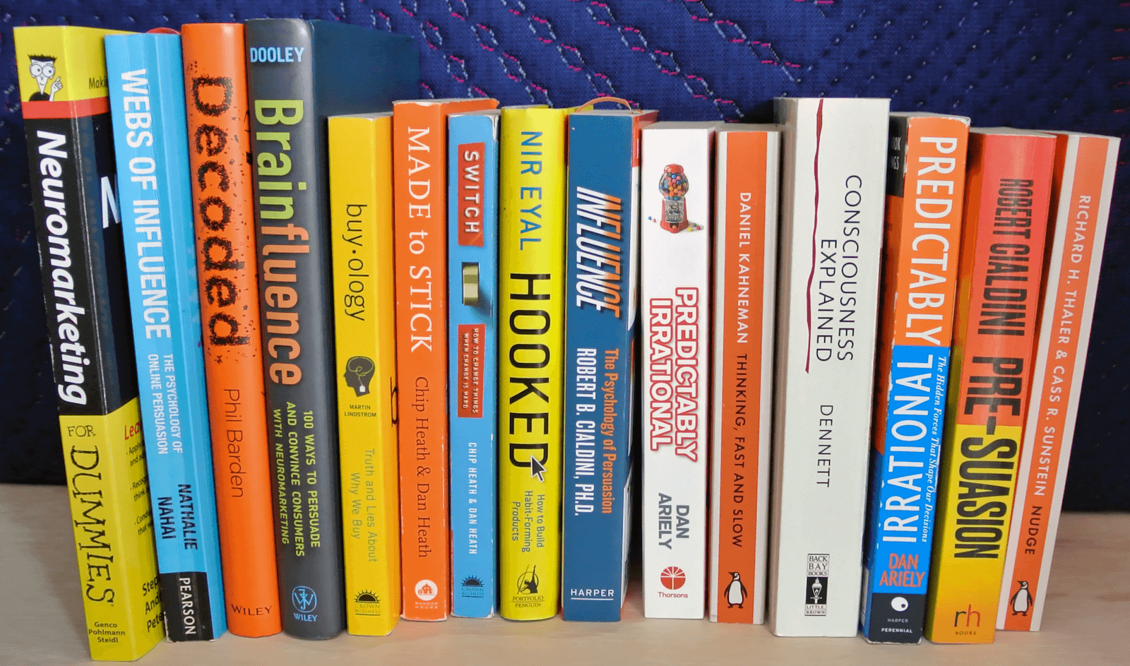Top 20 must read neuromarketing books